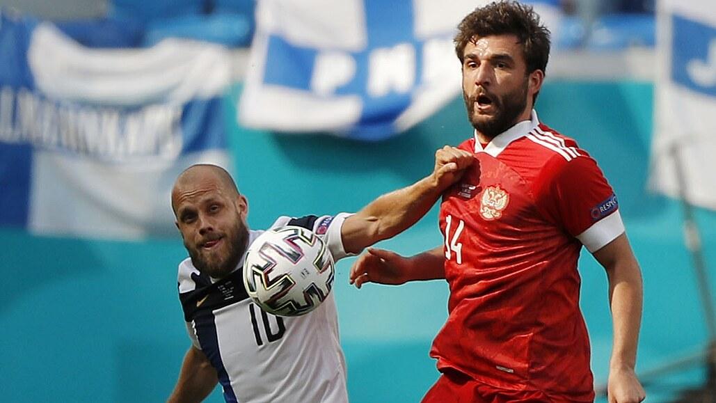 Finsko - Rusko 0:1, sborná měla více ze hry, první body trefil Mirančuk