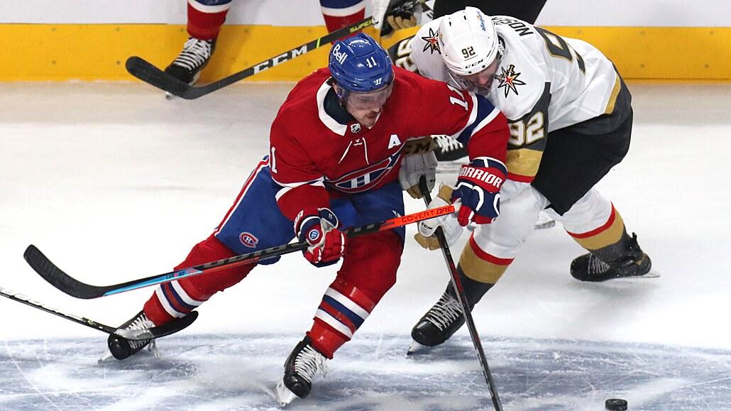 Nosek měl asistenci, výhru ale v prodloužení nakonec slavil Montreal