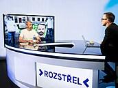 Robert Šlachta, šéf hnutí Přísaha byl hostem v úterním Rozstřelu. (15. června...