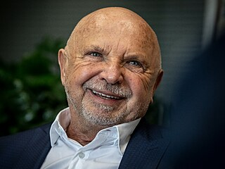 Majitel skupiny BR Group Rudolf Bochenek.