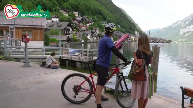 Rakouský sen. Solná cyklostezka vás dovede až do nejznámější vesnice světa