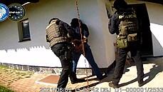 Policie chytla mezinárodně hledaného zločince