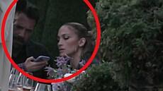 Lopezová a Affleck jsou zase spolu. Natočili je paparazzi