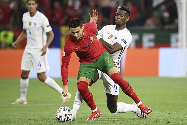 ONLINE: Portugalsko – Francie 0:0, Ronaldo a spol. potřebují k jistotě bod
