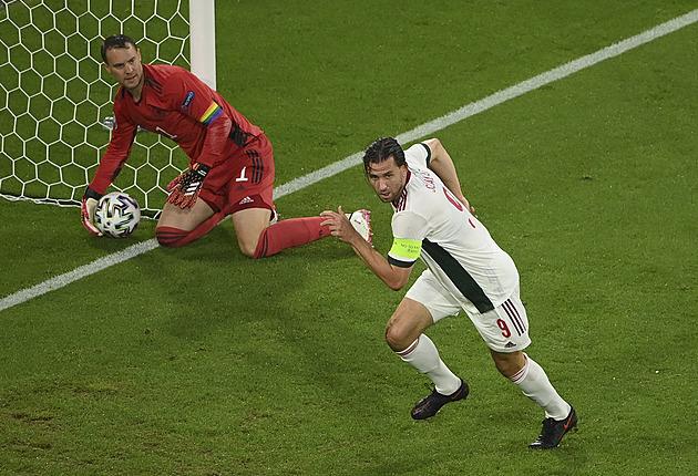 ONLINE: Německo – Maďarsko 0:1 po půli, senzaci přiblížil v úvodu Szalai