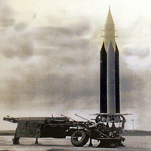 Sovětské balistické rakety šly z ČSSR domů už před velkým odsunem