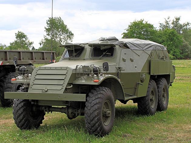 OBRAZEM: Sovětská okupační technika v ČSSR, kterou naše armáda neměla