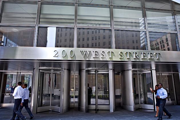 Ze světových finančních center jsou města duchů, kanceláře zejí prázdnotou
