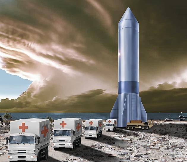 Americká armáda chce rakety pro rychlou přepravu nákladu kamkoli na světě