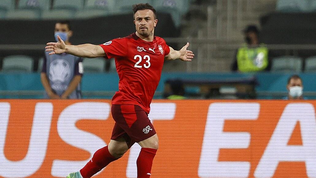 Švýcarsko - Turecko 3:1, Shaqiri vystřelil naději, třetí místo a čekání