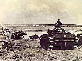 Německý útok na SSSR, 1941