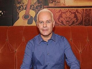 James Michael Tyler (New York, 16. září 2014)