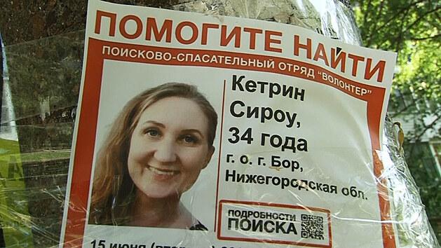 Jsem v autě s podivínem, napsala matce z Ruska. Za čtyři dny ji našli mrtvou