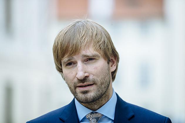Ministr zdravotnictví Adam Vojtěch (8. července 2021)