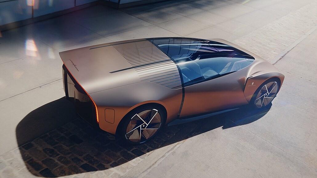 Autonovinky: koncept bez dveří, ceed s novým logem a samozřejmě elektro
