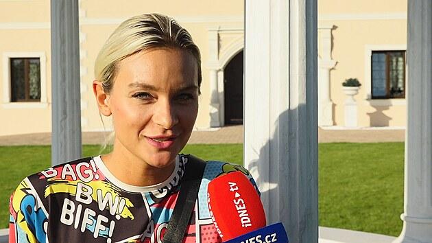 Bára Mottlová přiznala botox: Jsem ráda, že jsem to kouzlo objevila