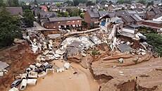 Berlín schválil miliardy na obnovu regionů zasažených povodněmi. Každá domácnost má získat až 3500 eur
