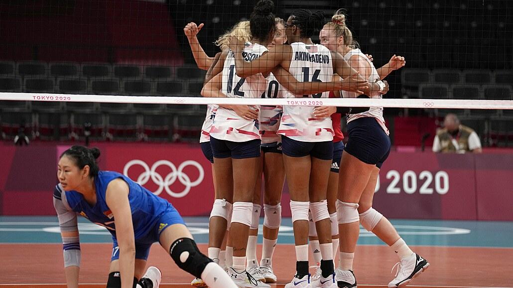 Bída obhájkyň. Čínské volejbalistky v Tokiu ještě neuhrály ani set