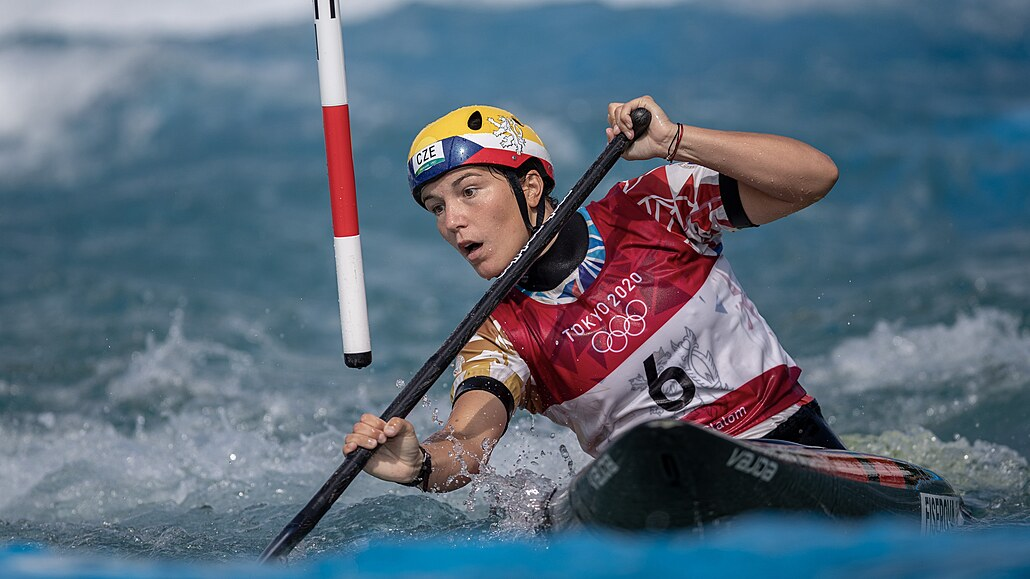 Kanoistka Fišerová skončila v olympijské premiéře šestá, zlato patří Foxové