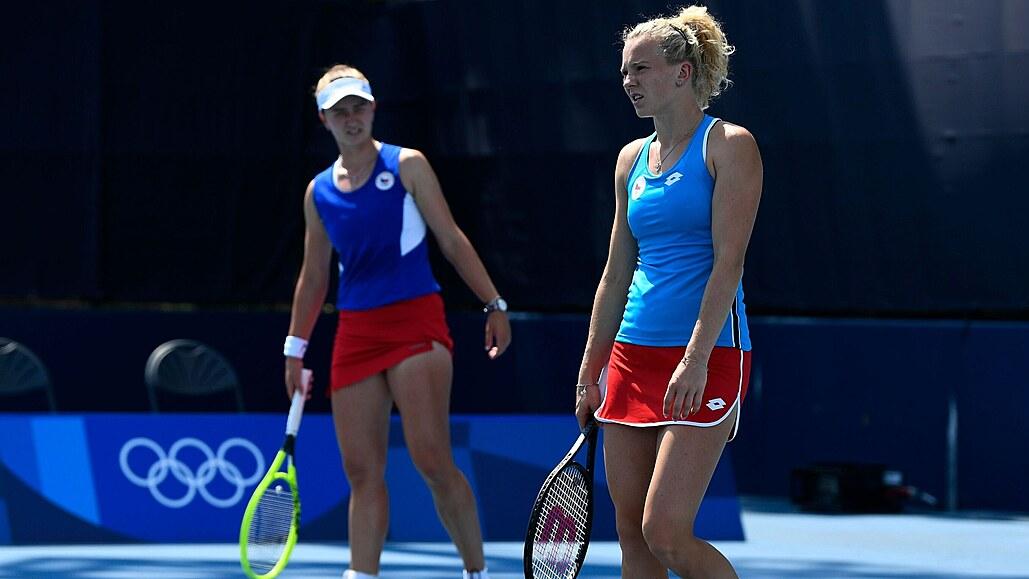 4. DEN OH: Do akce půjdou tenistky, v semifinále zabojují Seemanová a Kudějová