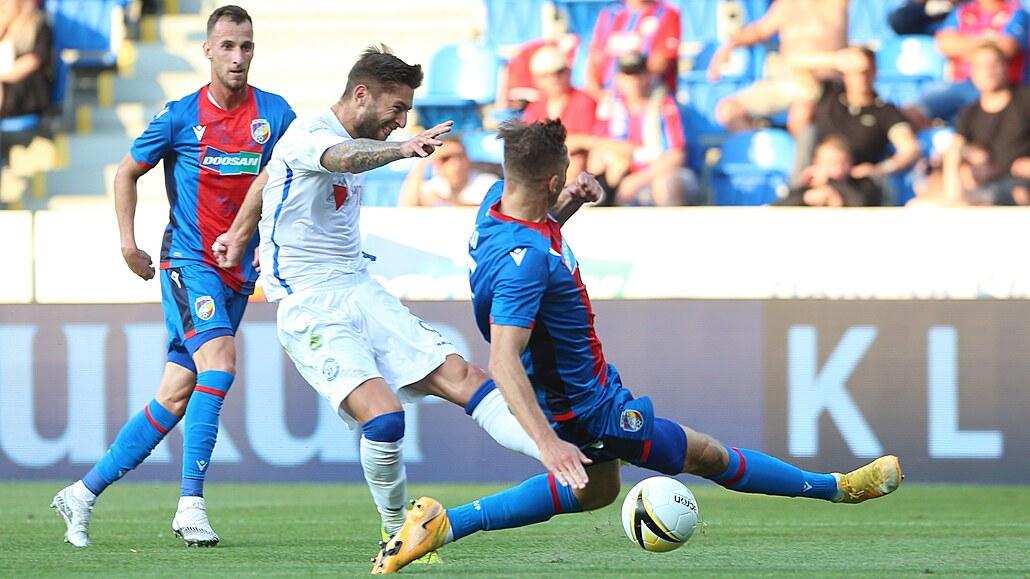 Brest - Plzeň 1:2, postup dokonán, vítězný gól dal střídající Falta