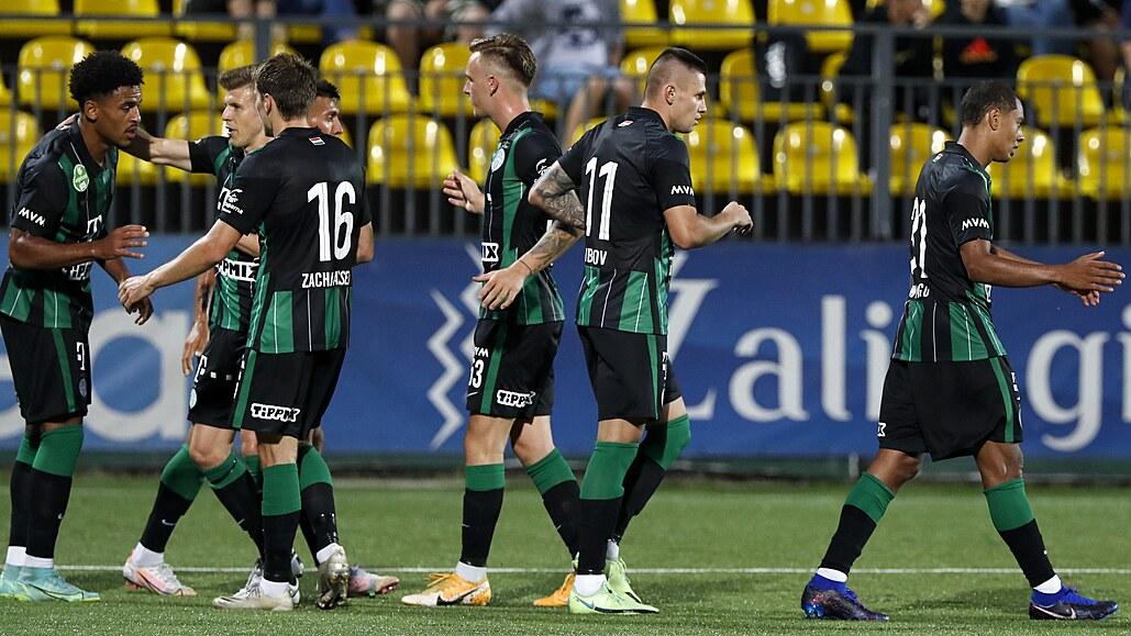 Slavii čeká v kvalifikaci Ligy mistrů maďarský Ferencváros, dál jde i Legia