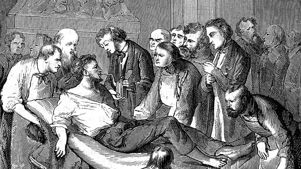 STO OBJEVŮ: Anestezie ulevila všem pacientům na operačním sále