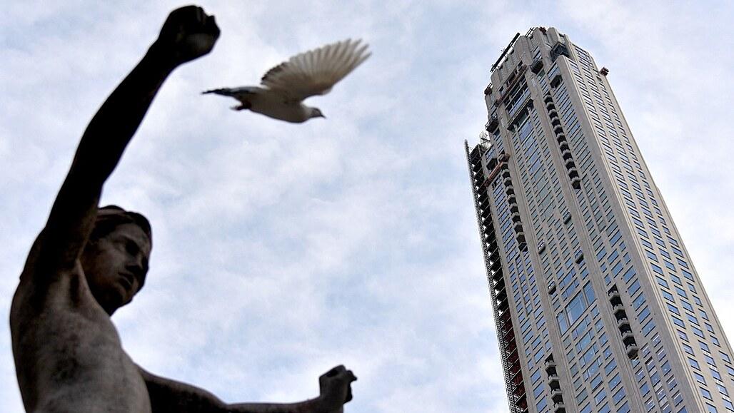 Spoluzakladatel Alibaby v tichosti koupil jedny z nejdražších bytů v USA