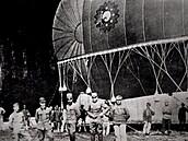 Piloti prvních vzducholodí pocházeli z Čech, líčí kurátor letecké sbírky NTM