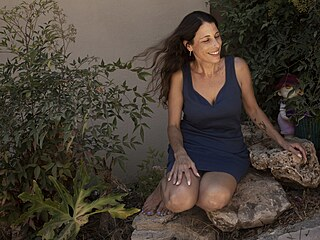 Padesátiletá Idit Harel Segalová darovala svou ledvinu palestinskému chlapci....
