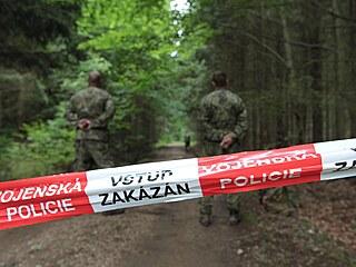 Při pyrotechnickém průzkumu v Brdech výbuch těžce zranil dva vojáky. Událost se...