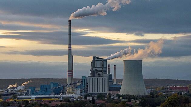 Uhlí se tady spalovat nebude. Elektrárna Mělník III definitivně končí