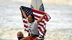 Surfem ke svobodě. Havajané se chtějí osamostatnit, na olympiádě touží mít vlastní vlajku
