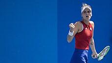Neuvěřitelné české tenistky. O zlato si v Tokiu zahraje kromě Krejčíkové se Siniakovou také Vondroušová