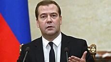 Kreml 'vyřadil' Medveděva. Státostrana s exprezidentem pro volby do Dumy nepočítá