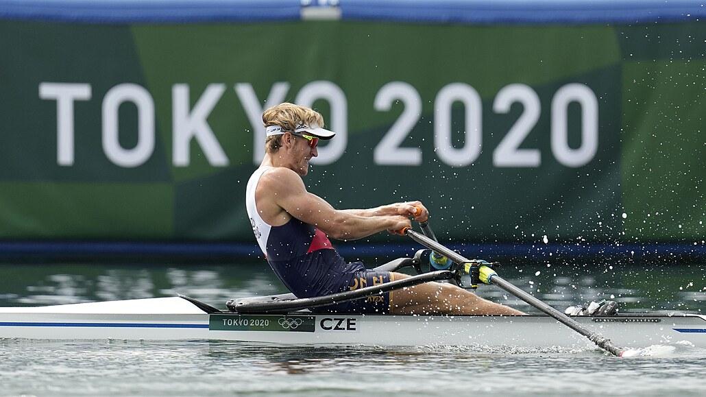 Skifař Fleissner skončil šestnáctý, olympijským vítězem je nečekaně Řek