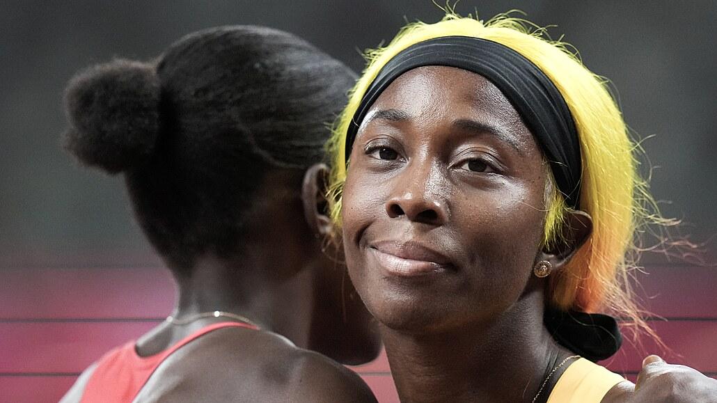 Semifinále stovky patřilo Jamajčankám, vicemistryně světa zklamala