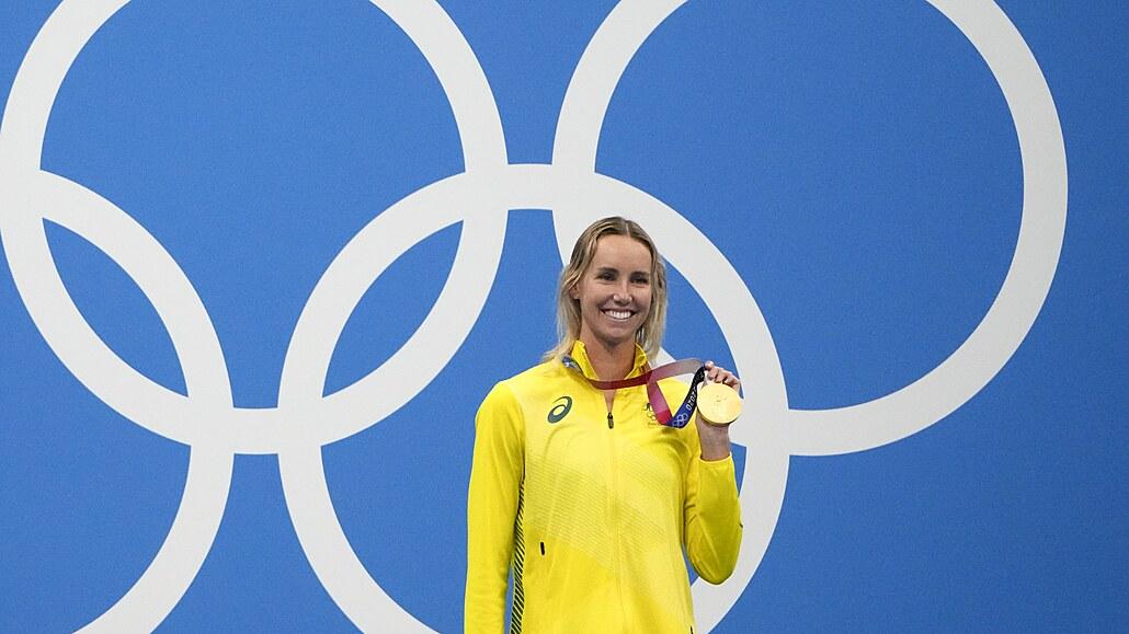 McKeonová bere jako první plavkyně na jedné olympiádě sedm medailí