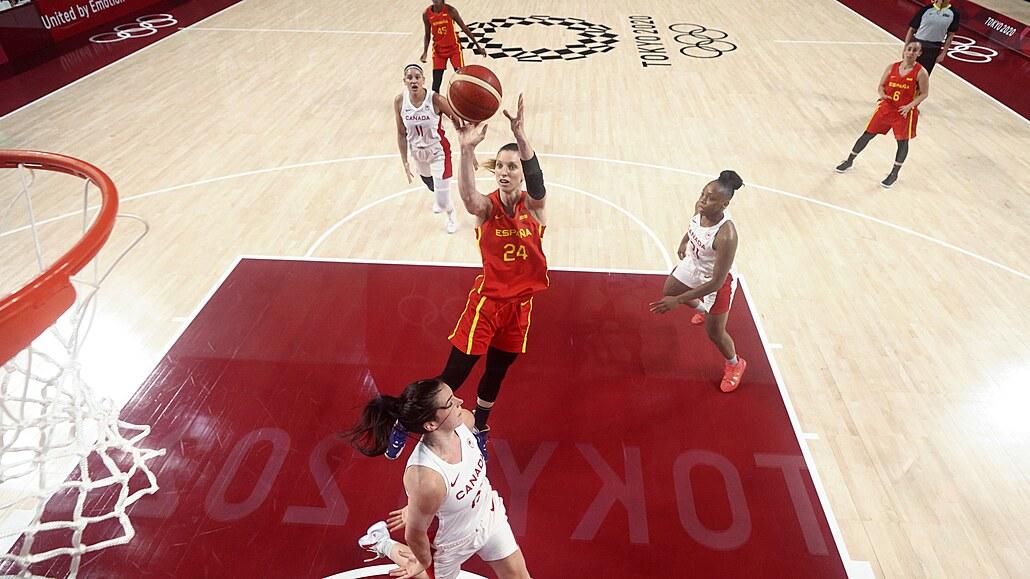 Španělské basketbalistky zase vyhrály a splnily cíl: vyhnout se USA