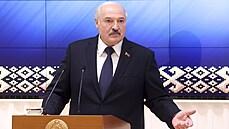 Lukašenko nechal zřídit tábor pro rebely. Budovy mají neprůhledná okna, jsou obehnané elektrickými ploty