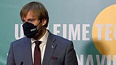 Vojtěch: Lidé, kteří podle lékaře nemají nosit respirátor, ho nosit nemusí. Musí mít ale razítko od lékaře