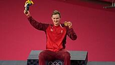 Senzační triumf. Dán Viktor Axelsen narušil 25 let trvající hegemonii asijských badmintonistů
