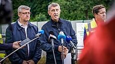 Do Brna bez omezení? Začátkem října, slibuje Havlíček. Úsek dálnice D1 se daří zmodernizovat v rekordním čase