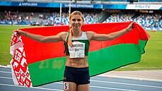 Urazila diktátora. Běloruská sprinterka odepřela poslušnost totalitě, což se neodpouští