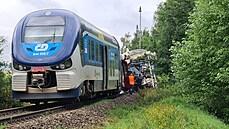 Manuál pro cestujícího: proč byste si při nehodě vlaku měli vzpomenout na letadlo a kdy opustit vagón