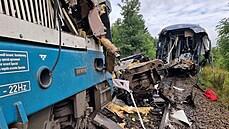 PŘEHLEDNĚ: Jaké jsou nejtragičtější srážky vlaků v Česku za posledních 20 let