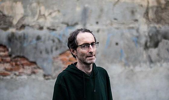 Autor románu Waldvilla Miroslav Stuchlý