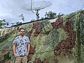 Bunkr vzor 37, tzv. řopík, Pavla Maška nedaleko Mikulova.