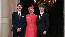 Filmařka s modrou krví. Dánská královna Markéta bude Netflixu pomáhat se scénografií