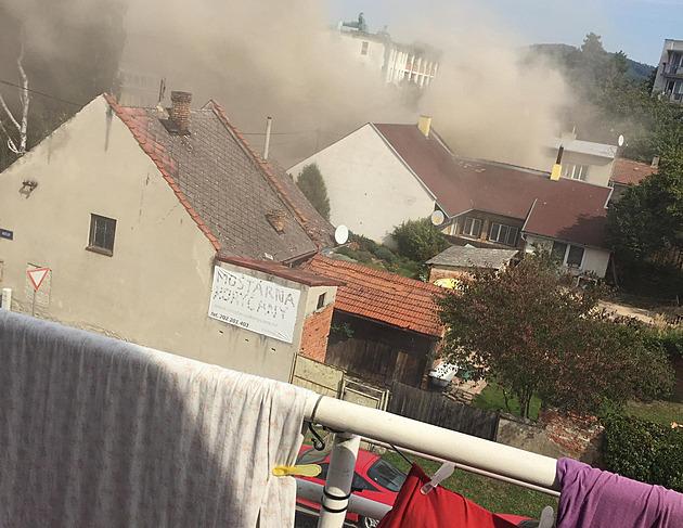 VIDEA TÝDNE: Výbuch plynu, zásah elektřinou a další řádění Volného